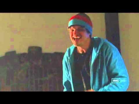 Breaking Bad 4x02 'Thirty-Eight Snub' Zombies Scene