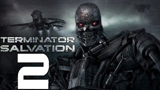 Terminator Salvation Walkthrough 60FPS HD - Chapter 2: Thank Heaven & 3: New Acquaintances - Part 2