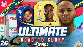 SO MANY UNLOCKS!!! ULTIMATE RTG #26 - FIFA 20 Ultimate Team Road to Glory