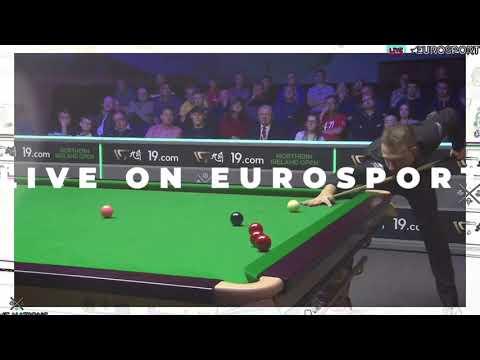 Matchroom.Live Northern Ireland Open Starts Monday! Live on Eurosport & At Matchroom.Live