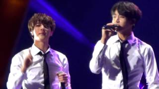 Download lagu 141207 BTS The Red Bullet Propose (Multicam)