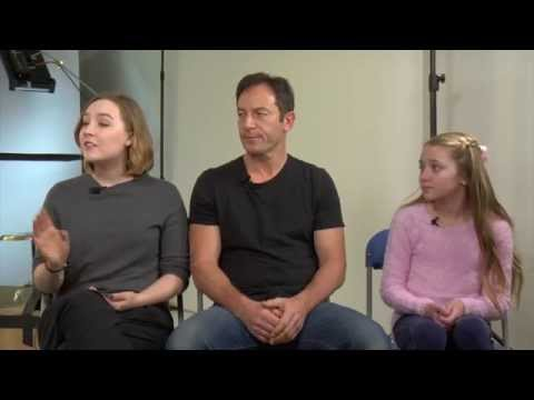 Stockholm, Pennsylvania's Saoirse Ronan, Jason Isaacs & Avery Phillips  a Beyond Cinema Original