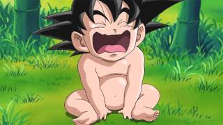 Repeat youtube video The history of Goku