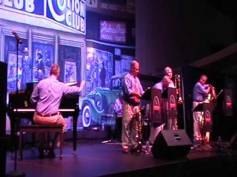The St. Louis Stompers Classic Jazz Band @ Bix Beiderbecke Jazz Festival ~ 2015
