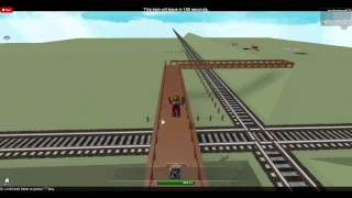 roblox: Amtrak superliner and Union Pacific