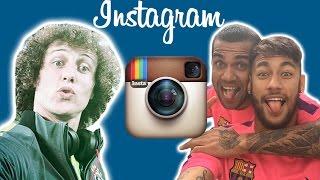 7 funniest footballers to follow on instagram