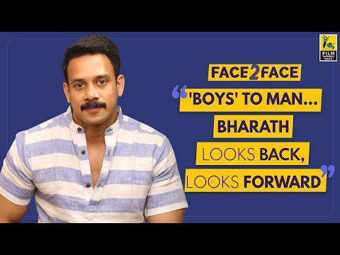 Bharath Interview With Baradwaj Rangan | Face 2 Face