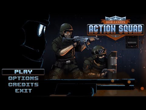 """PlayLive: Door Kickers Action Squad (Early Access) """"Action Side-Scroller with Retro Graphics """""""