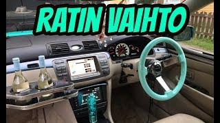 Varikkaampi ohjauspyora tilalle - Toyota Brevis