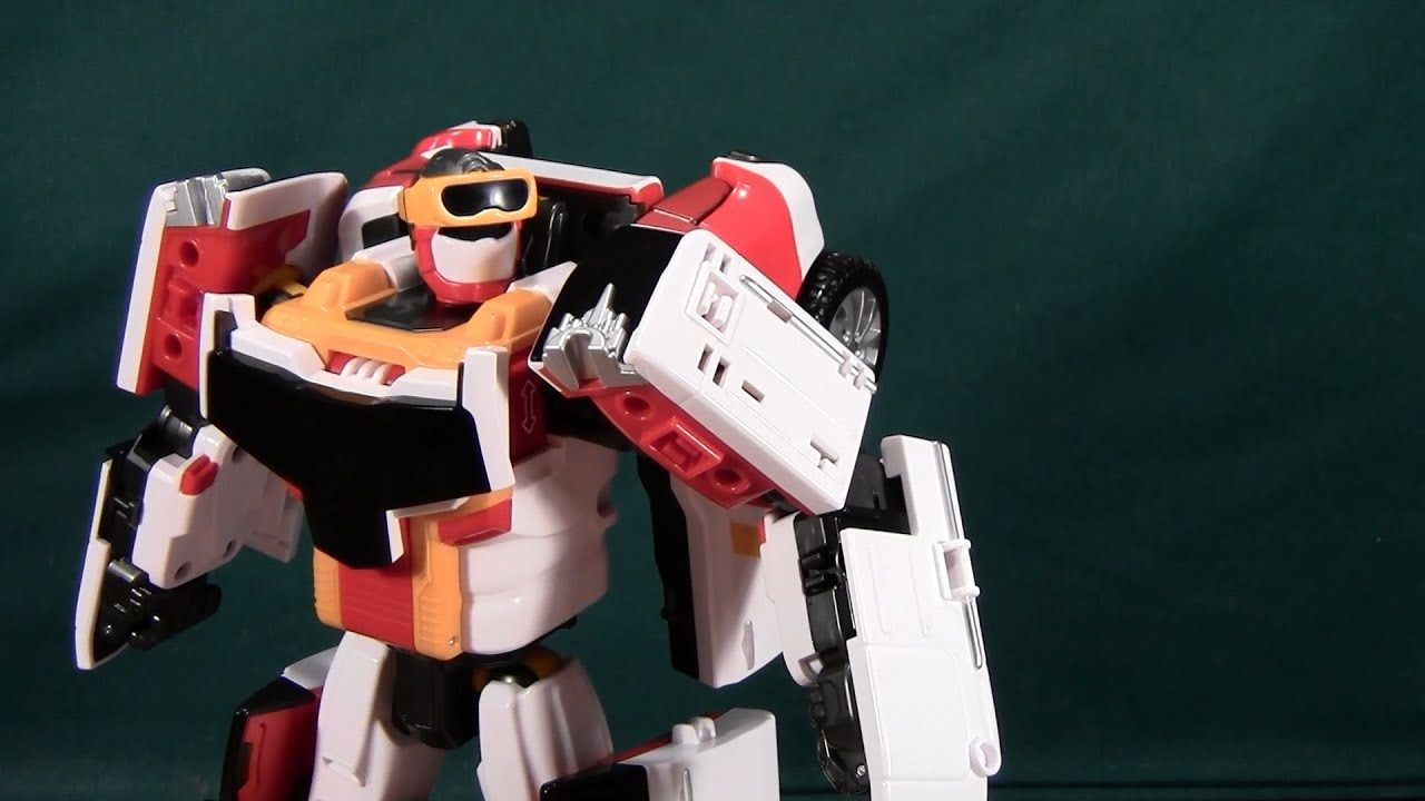 Tobot Cargo Review Young Toys 또봇 Youtube