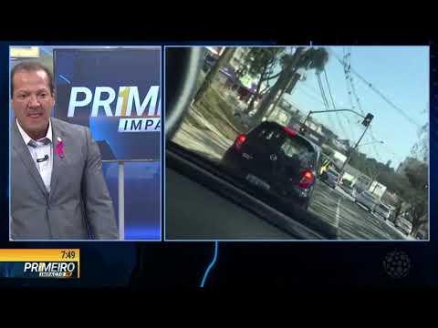 """Gilberto Ribeiro é Assaltado Pela """"Gangue Do Rolex"""" - Primeiro Impacto PR (27/09/19)"""