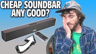 CHEAP SOUNDBARS Any Good??? 21