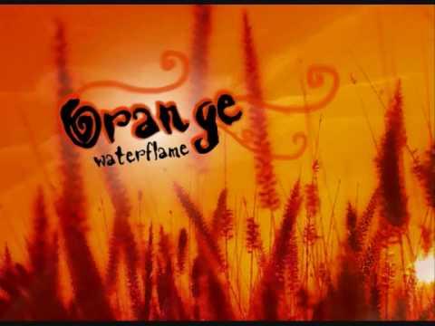 Waterflame - Orange