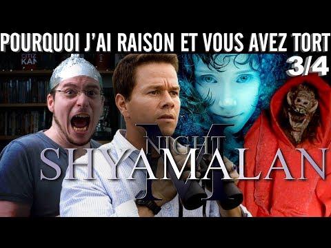 PJREVAT - M. Night Shyamalan : Le Village/La Jeune Fille de l'Eau/Phénomènes (3/4)