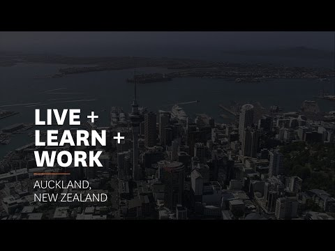 Live, learn work, study Auckland - Media Design School