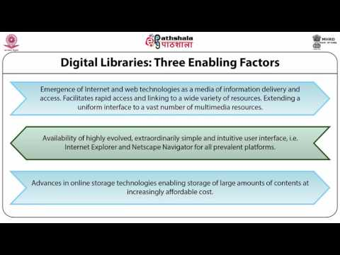 Introduction of digital library(LIS)