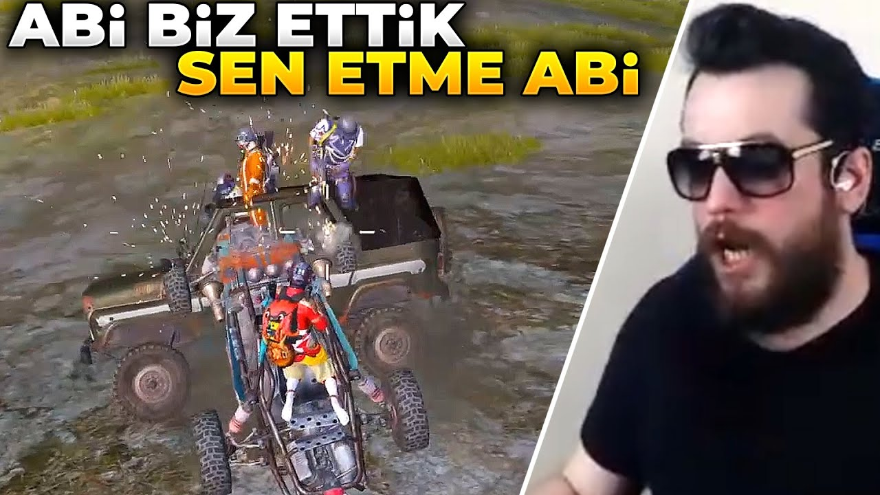 2 VS 4 BUGGY İLE KAFA ATTIK - Pubg Mobile