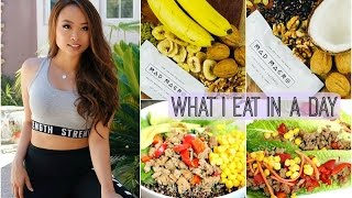 WHAT I EAT IN A DAY | Lose Weight Fit & Healthy