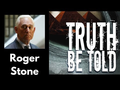 Roger Stone - Political Analyst - Why He Thinks Trump Should Be President
