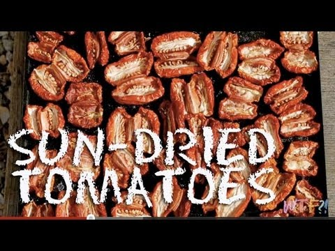 What Are Sun-Dried Tomatoes? / Sausage Pizza Pockets Recipe