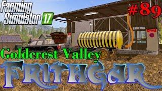 Let's Play Farming Simulator 2017, Goldcrest Valley #89: HoneyMilk!