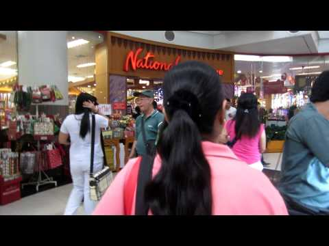 Robinson's Mall in Ermita, Manila