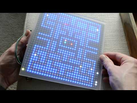 1-Pixel Pac-Man
