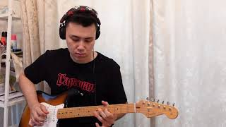 ROMANTIC SUNDAY - Car The Garden 카더가든 [ guitar solo cover ]    Hometown Cha Cha Cha OST Part 1