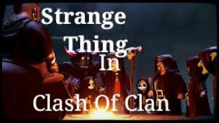 Top 6 STRANGEST Players In Clash of Clans Rare & Creepy!