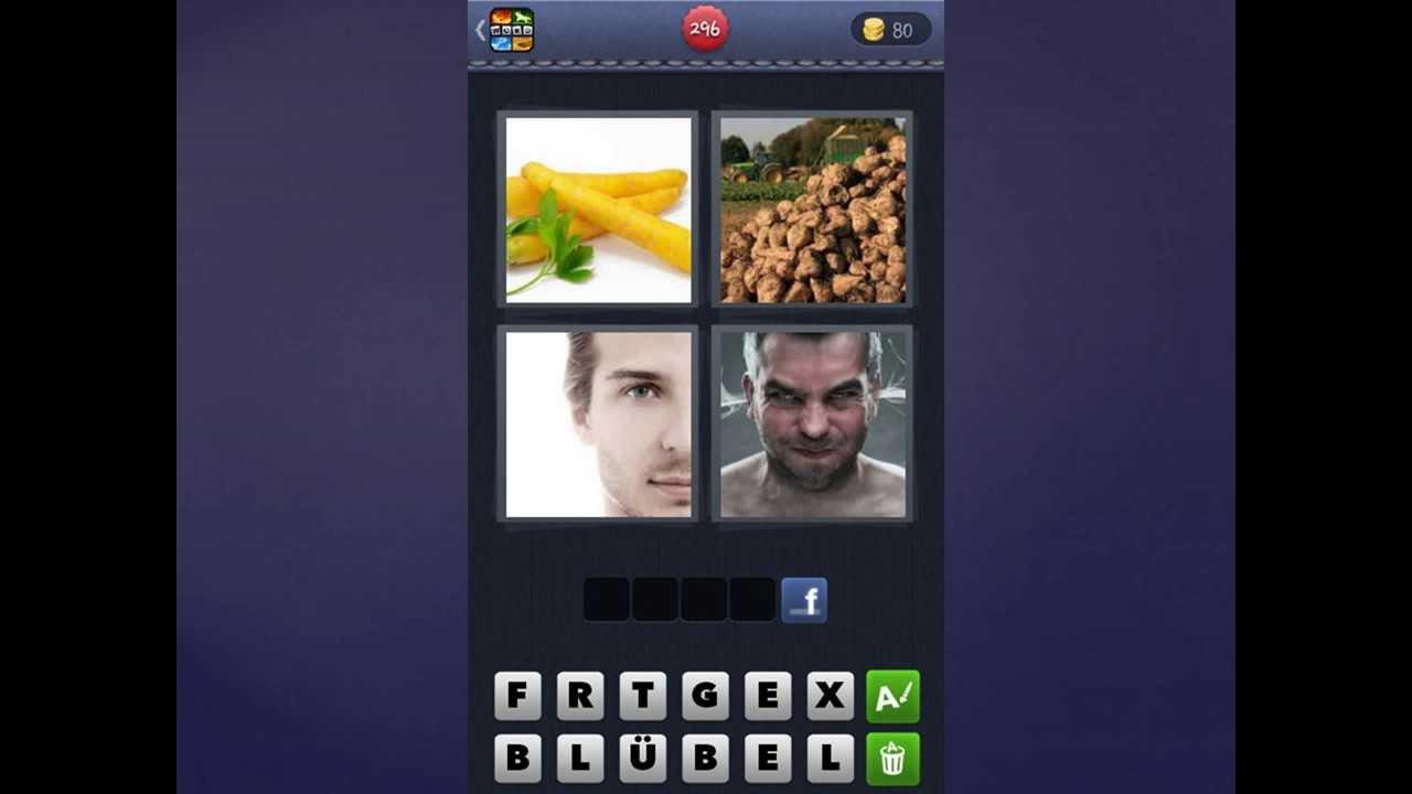 4 Bilder 1 Wort 4 Buchstaben