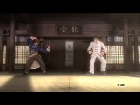 Tekken Tag Tournament 2 : Lei Ending