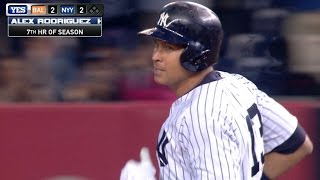 A-Rod passes Mays with home run No. 661