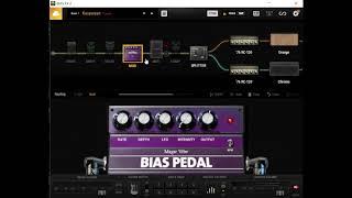 Як налаштувати звук Каспарян в Bias Fx 2
