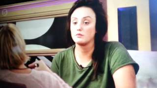 charlotte and vicki fight on big brother