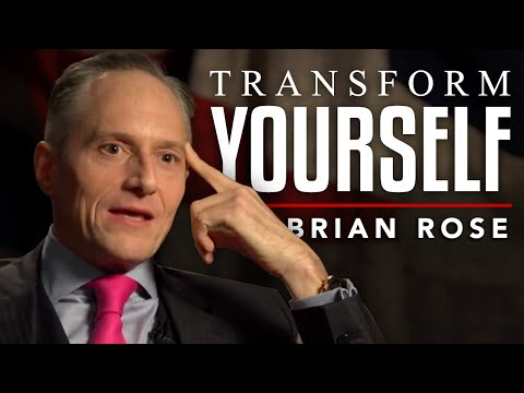BRIAN ROSE - TRANSFORM YOURSELF - On Jordan Harbinger's Podcast | London Real