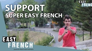 New weekly Patreon | Super Easy French
