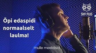 Õpi laulma, Ott Lepland!