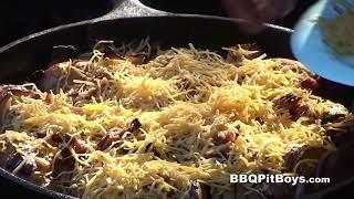 Black Iron Potatoes Recipe By The Bbq Pit Boys