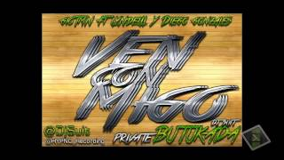 Gio TMN feat  Lyndelii & Diego Gonzales - Ven Conmigo (Dj Suit Batukada Private)