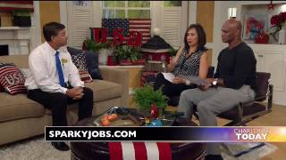Trade Jobs by  Rusty Wise of Mister Sparky NBC Charlotte NC