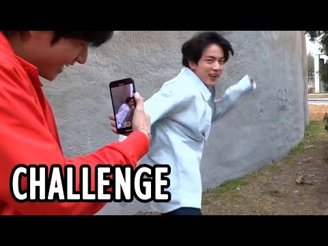 [BTS] 'You Laugh = You Lose' Challenge
