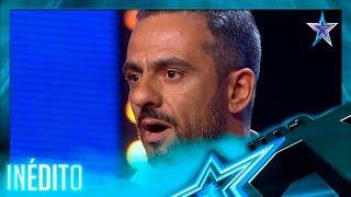 ¡NEW YORK, NEW YORK! ¡FRANK SINATRA estaría ORGULLOSO de él! | Inéditos | Got Talent España 5 (2019)