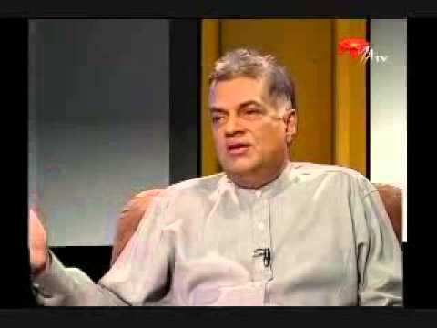 YATV Interview with Ranil Wickramasinghe   P2