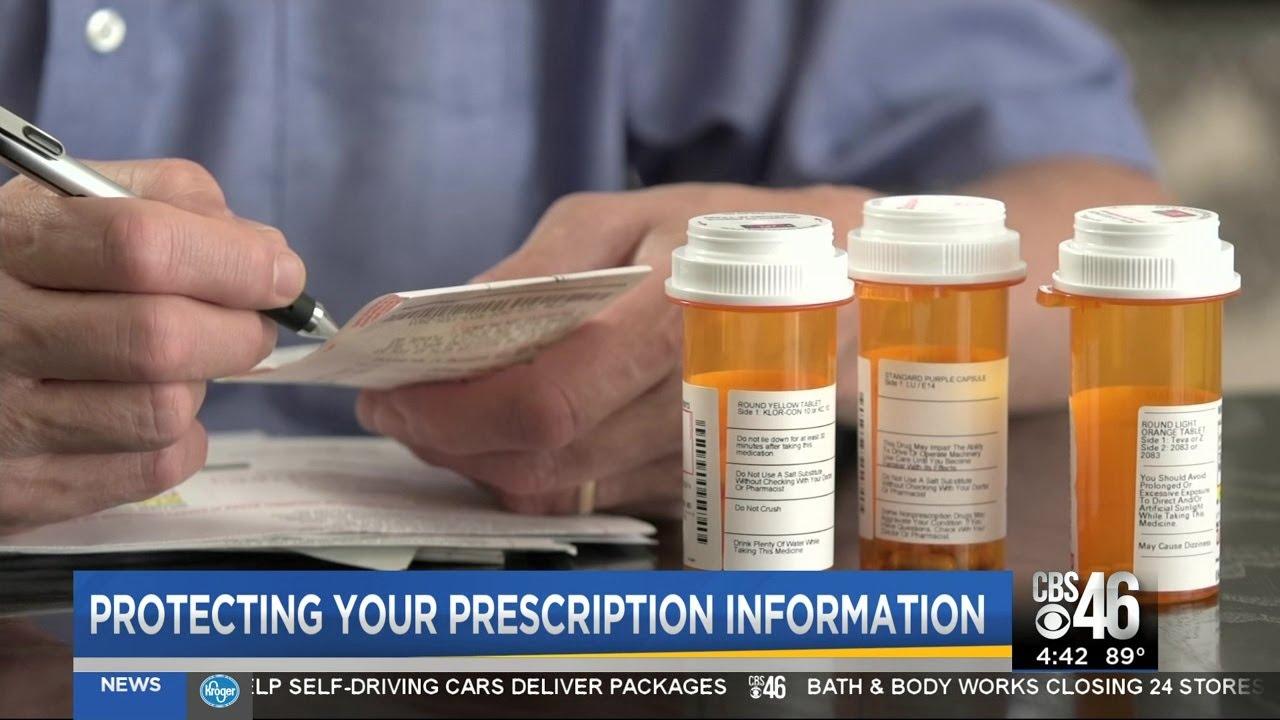 Consumer Reports: Protecting your prescription info