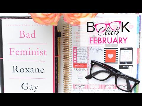 February Book Club 2016: Bad Feminist!