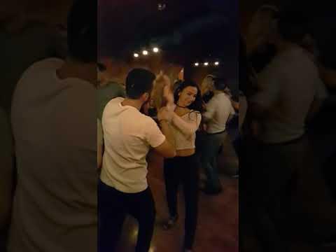 Alena & Saba- Bachata. Salsa Caliente Tbilisi