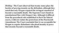 Leland v. Oregon (1952)
