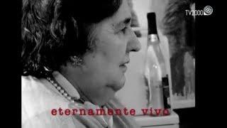 Tv2000: Doc 'Eternamente Vivo' Alda Merini inedita mentre crea a voce poesie