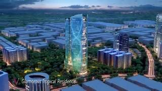 Singapore Indonesia Residential 3D flythrough Animation