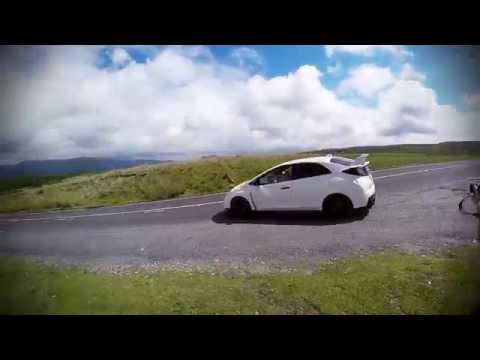 honda civic type r 2015 walk around driving and exhaust. Black Bedroom Furniture Sets. Home Design Ideas